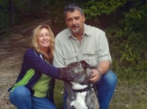 Dozer, Dan, and Deborah